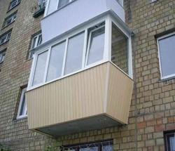 остекление балконов в Тамбове