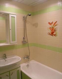 Ремонт ванной в Тамбове