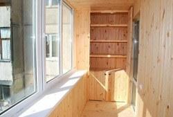 Отделка, ремонт, утепление, балконов и лоджий г. Тамбов