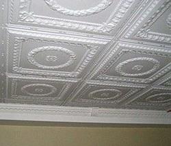 Потолочная плитка г.Тамбов, плитка на потолок