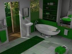 Ремонт ванной комнаты в Тамбове