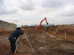 Земляные работы в Тамбове и устройство фундамента